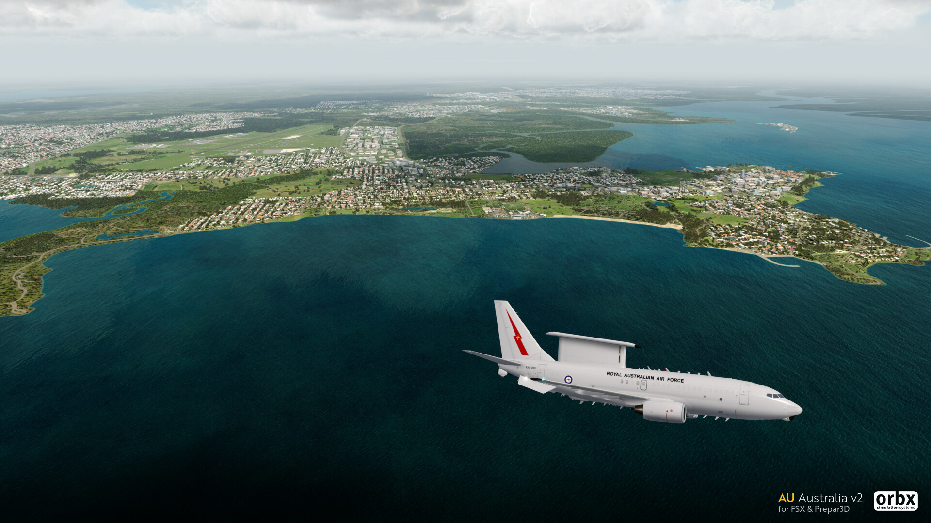 announcement] Australia V2 for P3D and FSX: Official