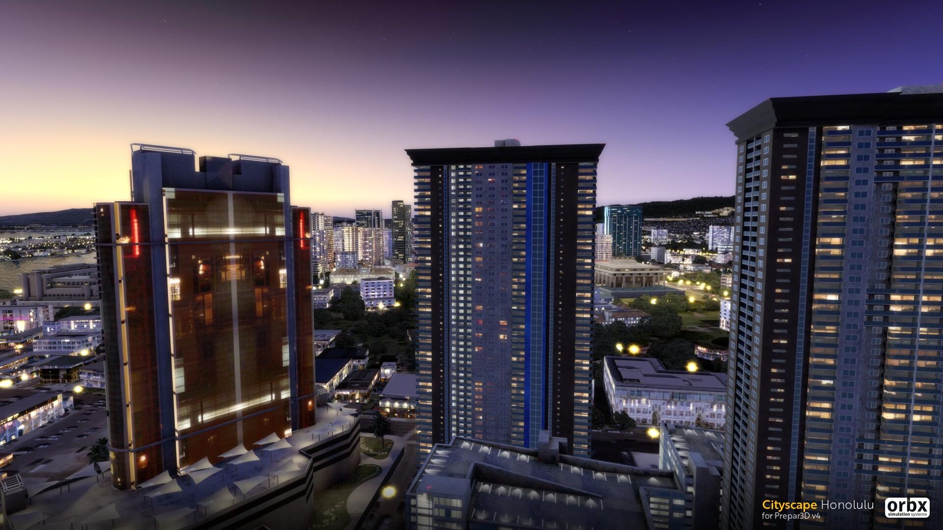 announcement] Aloha! Introducing Cityscape Honolulu for