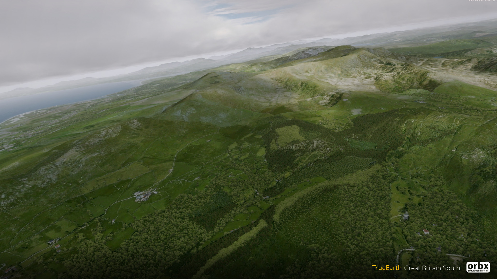 TrueEarth GB South P3D4 4 - Some from the Welsh coast