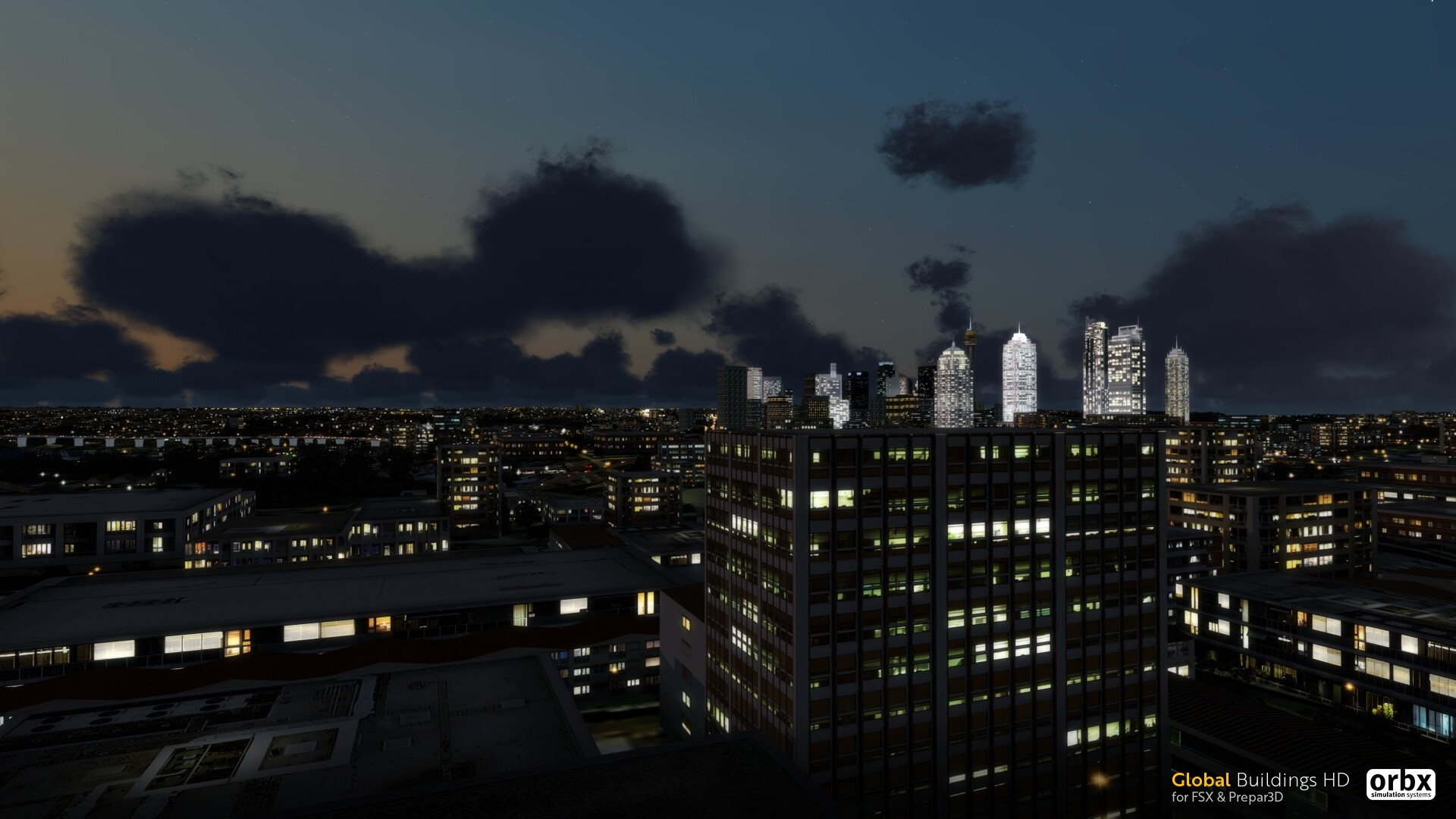 orbx] Global Buildings HD My first shots  - ON APPROACH - Topics