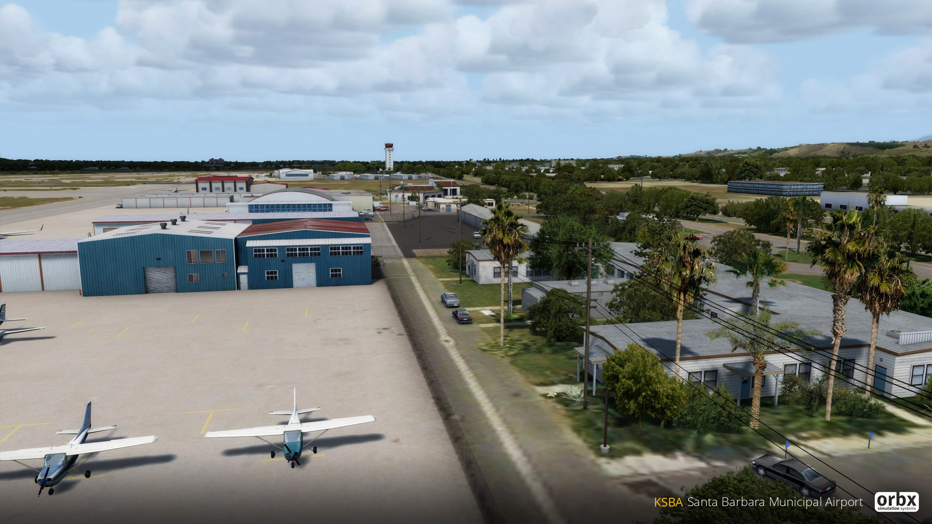 The American Riviera - Welcome to KSBA Santa Barbara for FSX