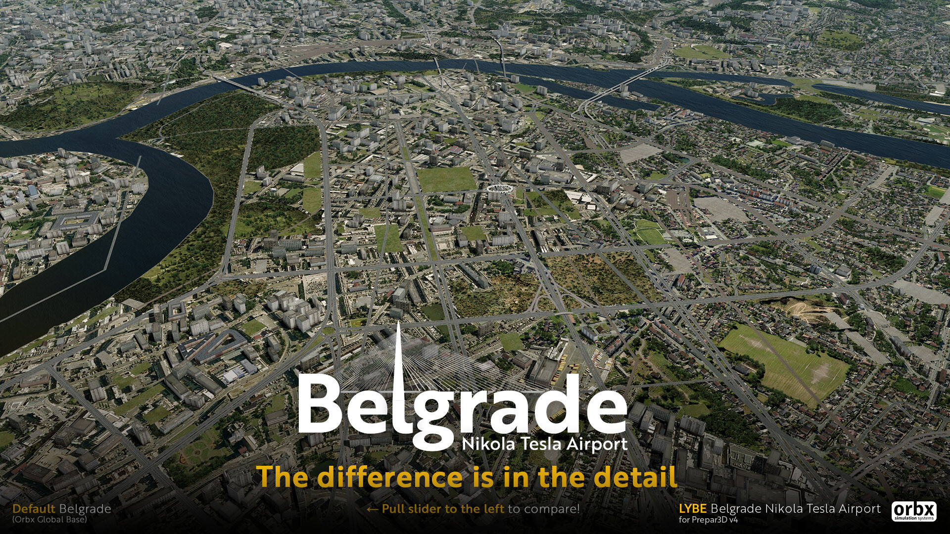 announcement] Introducing LYBE Belgrade Nikola Tesla Airport